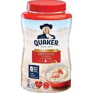 Quaker Instant Oatmeal 1kg - Jar