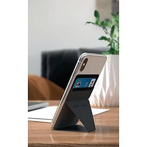 Podstawka i uchwyt MOFT na telefon w kolorze szarym