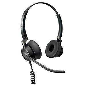 Jabra Engage 50 stereo headset, zwart
