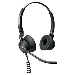 Jabra Engage 50 stereo headset, zwart