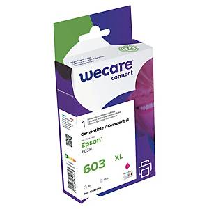 WeCare kompatibilis tintapatron Epson 603XL (C13T03A34010), magenta