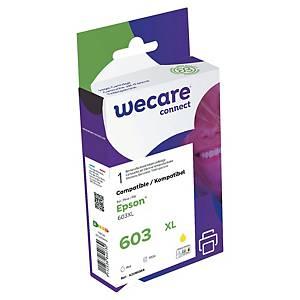 Tinte Wecare kompatibel mit Epson 603XL, gelb
