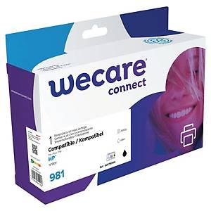 WeCare kompatibilis tintapatron HP 981Y (L0R16A), fekete
