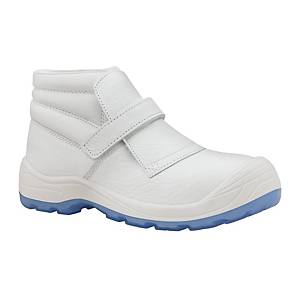 Bota Panter Fragua Velcro Totale S2 - blanco - talla 37