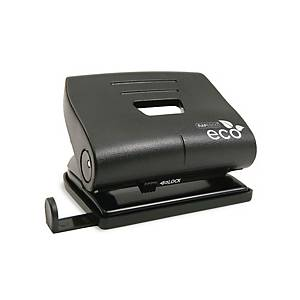 RAPESCO ECO MEDIUM 2HOLE PUNCH 20SHT BLK