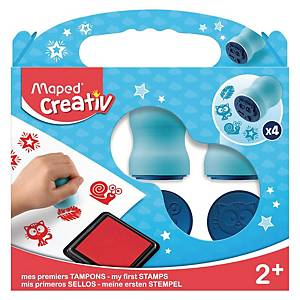MAPED CREATIV STAMP ASSORTED COLOUR