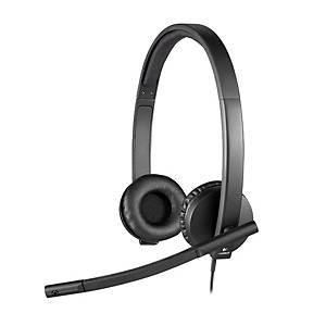 Logitech H570E USB Headset Stereo