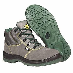 Zapato de Seguridad Tomás Bodero Bor Bee Work S1P - gris- talla 45