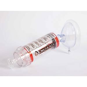 Dispositivo anti-atragantamiento de primeros auxilios para adulto