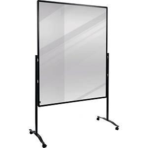 Legamaster Premium Plus Moderationswand 150 x 120cm, transparent
