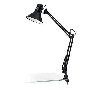 Firmo 90874 asztali lámpa, fekete