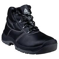 Chaussures de sécurité montantes Deltaplus Jumper3 S3 - noires - pointure 40