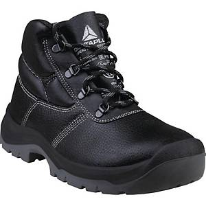 Deltaplus Jumper3 Sicherheits Knöchelschuhe, S3 SRC, Größe 45, schwarz