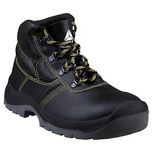 Chaussures de sécurité montantes Deltaplus Jumper3 S1P - noires - pointure 37