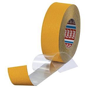 tesa® 60955 anti-slip tape, 50 mm x 18 m, yellow