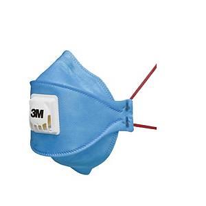 Caixa de 10 máscaras descartáveis 3M 9432 - FFP3 com válvula