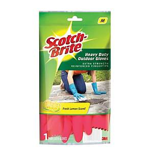 3M Scotch-Brite Heavy Duty Gloves - Size M