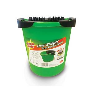 3M Scotch-Brite Bucket With Easy Squeegee