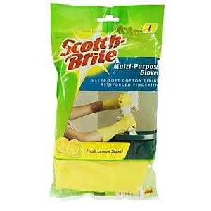 3M Scotch-Brite Multi-Purpose Gloves - Size L