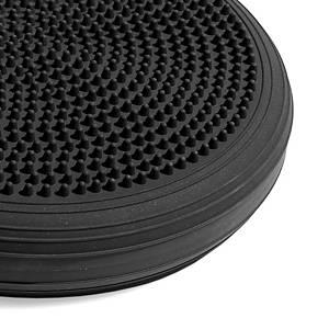 Floortex AFS-TEX Balance Sitzkissen, 33 cm, schwarz