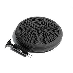 Floortex AFS-Tex balansschijf, 33 cm, zwart