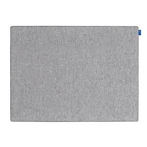 Legamaster Board-Up akoestisch prikbord, 75 x 50 cm, grijs