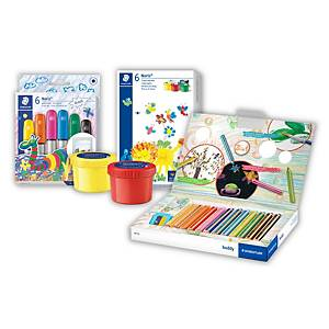 STAEDTLER 3-in-1 Drawing Kit for Kids