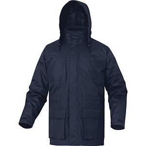 Zateplená bunda 4v1 Deltaplus Isola2, veľkosť L, modrá