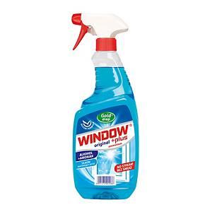 Čisticí prostředek na okna Window Ammonium s rozprašovačem, 750 ml