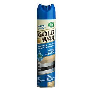 Gold Wax antisztatikus bútor spray, 300 ml