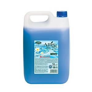 Tekuté mýdlo Attis Antibakteriální, 5 l
