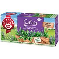 Čaj Teekanne, šalvěj, 20 sáčků, á 1,5 g