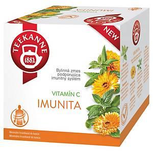 Teekanne tea, immunerősítő, 10 filter, á 2 g