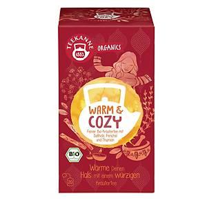 Teekanne Bio Organics Warm&Cozy