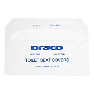 Toliet Seat Cover Paper A005A 250S