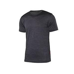 Camisola manga curta Velilla 105507 - cinzento escuro - tamanho XL