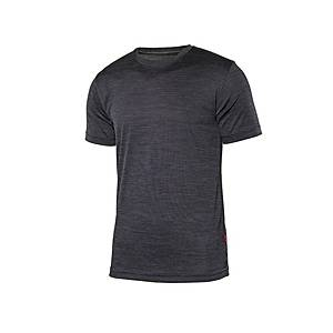 Camisola manga curta Velilla 105507 - cinzento escuro - tamanho 2XL