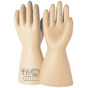 Par de guantes dieléctricos ISSA 07631N- clase III- 30000V - Talla 9