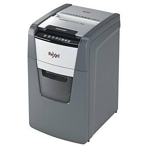 Rexel Optimum AutoFeed+ 140X Automatic Cross Cut Paper Shredder