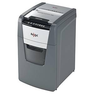 Rexel Optimum AutoFeed+ 140X Automatic Cross Cut Paper Shredder