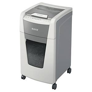Leitz IQ Autofeed Office 300 Automatic Paper Shredder P5 White