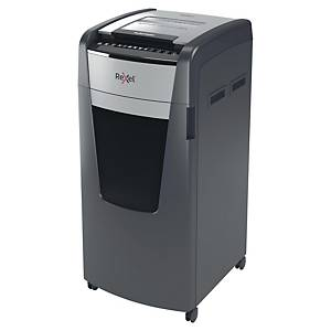 Destructora automática Rexel Optimum +600X - negro