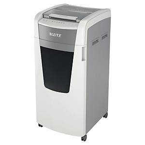 Leitz IQ Autofeed Office Pro 600 Automatic Paper Shredder P5 White