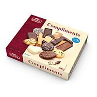 Lambertz Best Selection keksz dobozban, 520 g