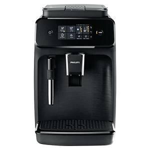 Machine expresso à café grains avec broyeur Philips Series 1200 EP1220/00 noire