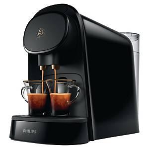 Machine à café à capsules Philips L Or Barista LM8012/41 - bleu nuit