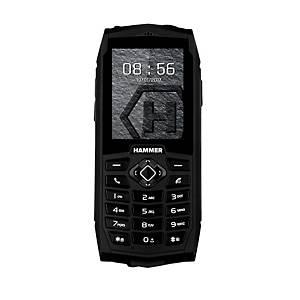 Hammer 3 Black IP68 Featurephone