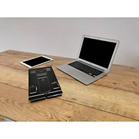 TIO (Two In One) Laptop and Tablet Stand with Compact Keyboard Storage