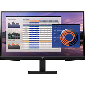 HP P27H G4 monitor, 27 inch