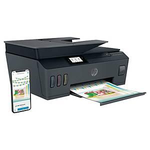 Imprimante multifonction jet d encre couleur HP Smart Tank Plus 655